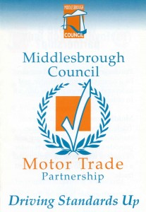 Middlesbrough Council Trading Standards logo