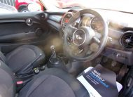 16 Reg Mini One 1.2 Turbo Pepper Pack With Very Low Mileage. TLC Service Plan Until 2021