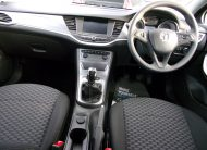 67 Reg Vauxhall Astra Sports Tourer Estate 1.0 Turbo 105 BHP.