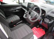 Vauxhall Combo Life Energy Turbo 7 Seat MPV 69 Reg