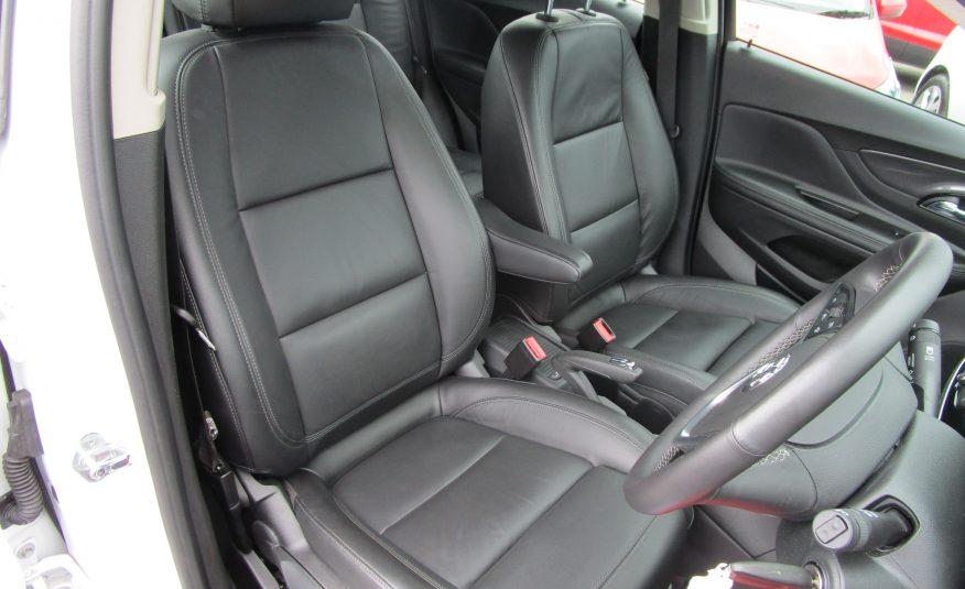 Vauxhall Mokka X Elite Ecoflex Turbo SUV 19 Reg