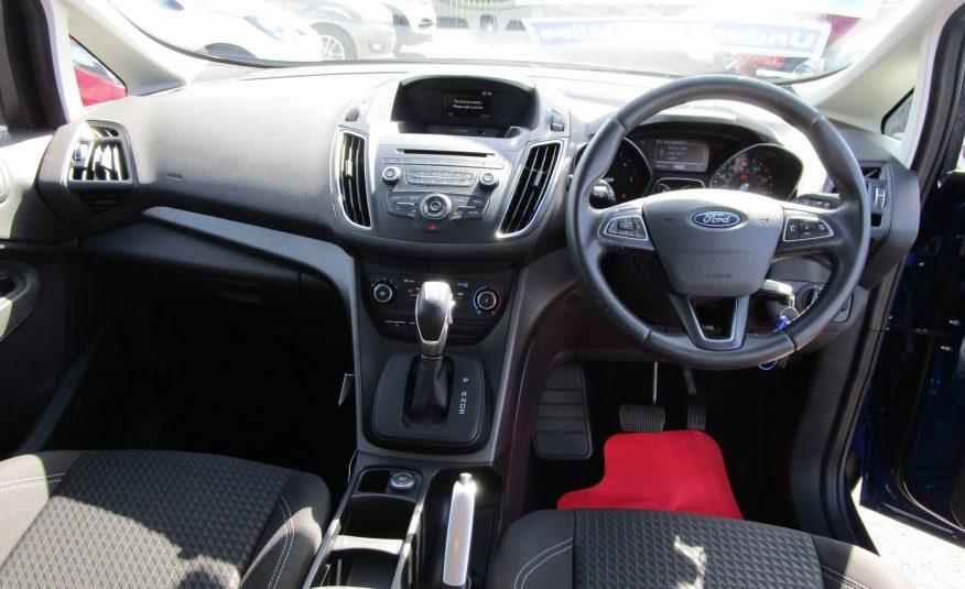 Ford C-Max 1.5 TDCi Zetec Automatic Diesel MPV 17 Reg