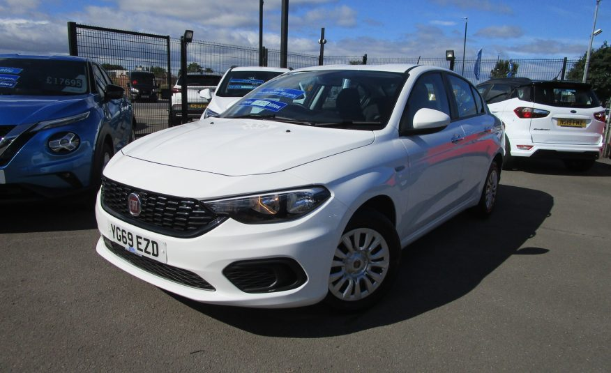 Fiat Tipo 1.4 Easy Edition 2020