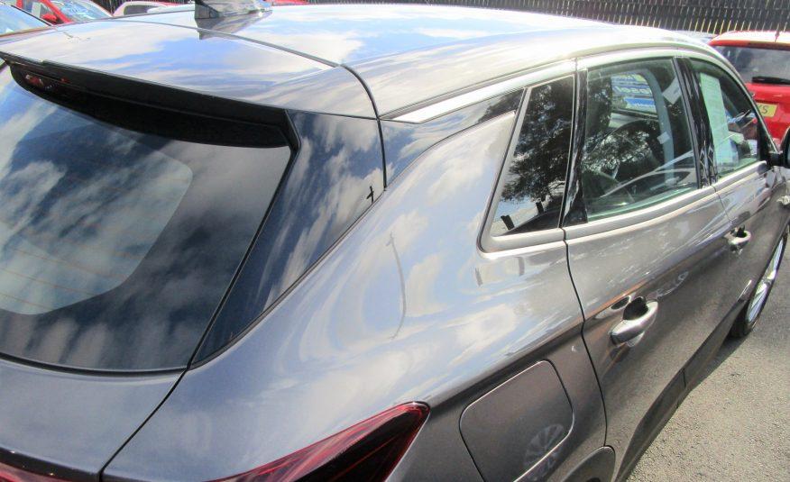 Vauxhall Grandland X Business Edition Nav Turbo Diesel SUV 2020