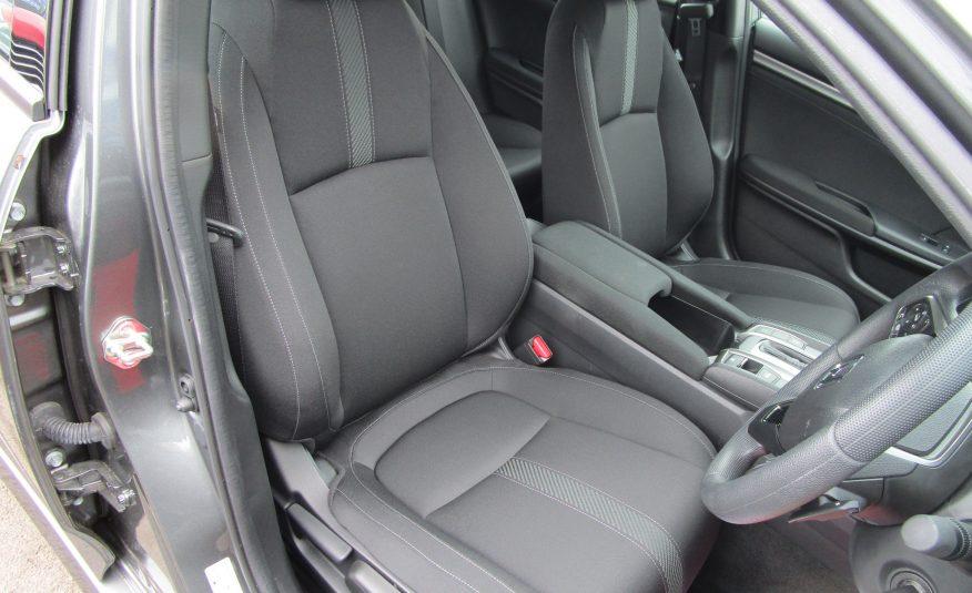 Honda Civic V-TEC SE Turbo Automatic 69 Reg
