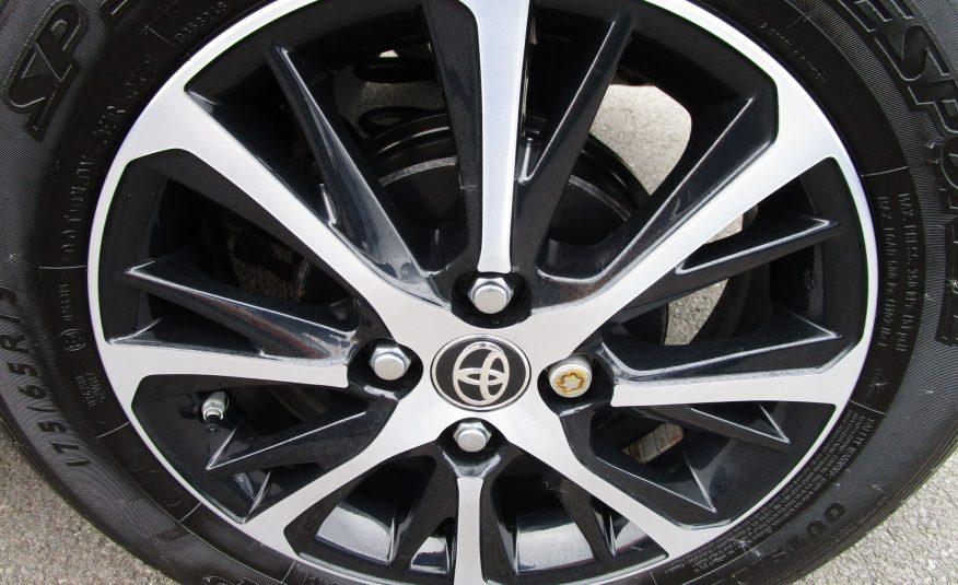Toyota Yaris 1.5 VVT-i Icon Tech 5 Door 19 Reg