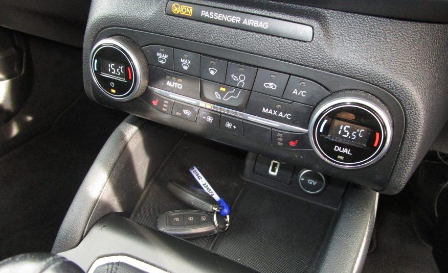 Ford Focus Titanium Ecoboost Turbo 2019