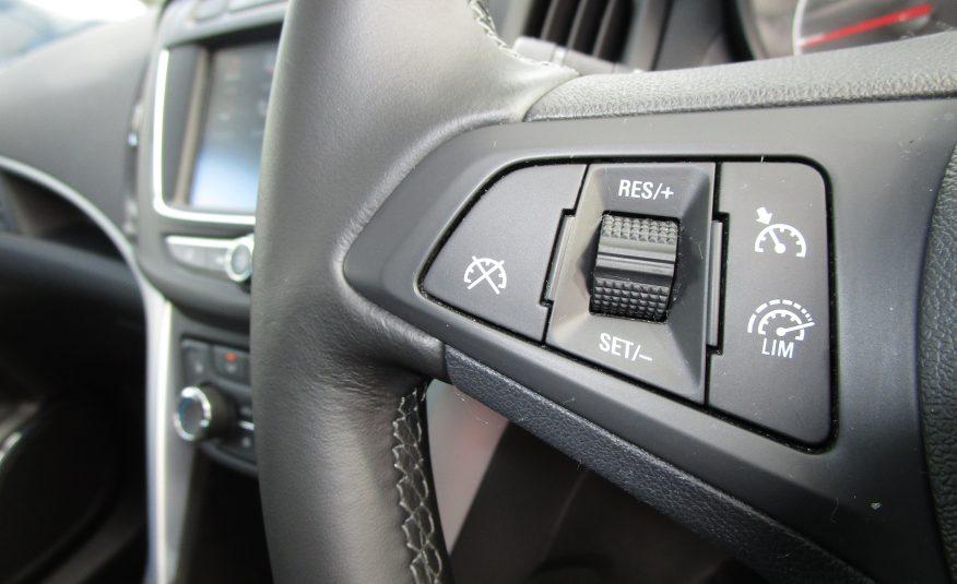 Vauxhall Zafira Tourer 140 BHP SRi 67 Reg