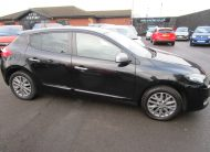 Renault Megane 1.6 Knight Edition VVTi 5 Door