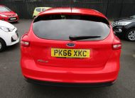 Ford Focus 1.5 TDCi Zetec Turbo Diesel 5 Door