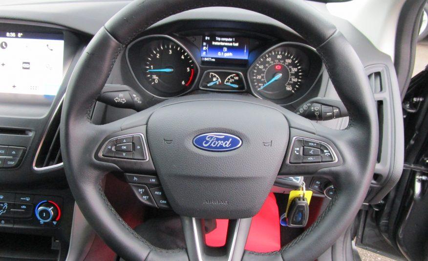 Ford Focus Zetec Edition TDCi Turbo Diesel 17 Reg