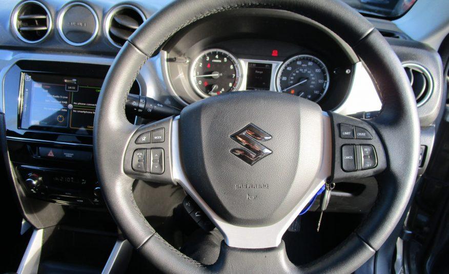 Suzuki Vitara 1.6 SZ-T SUV 2018