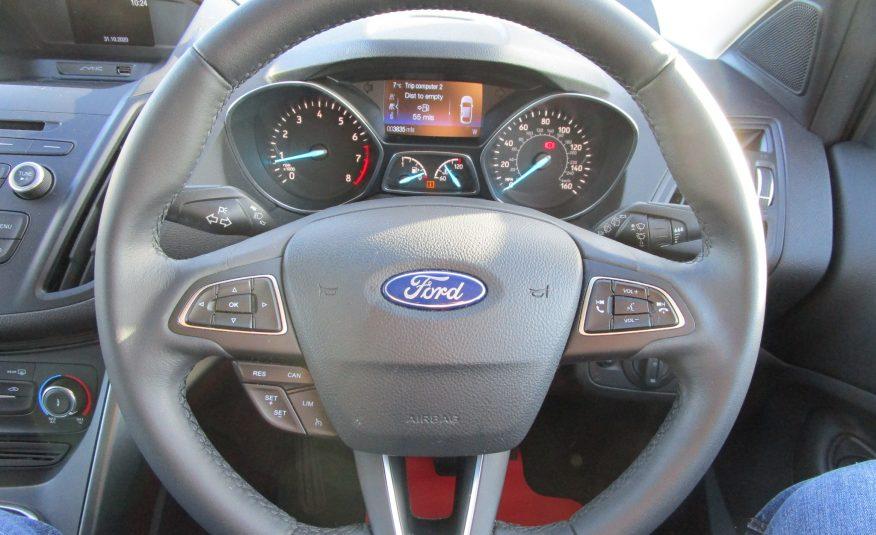 Ford Kuga Zetec Ecoboost Turbo SUV 19 Reg