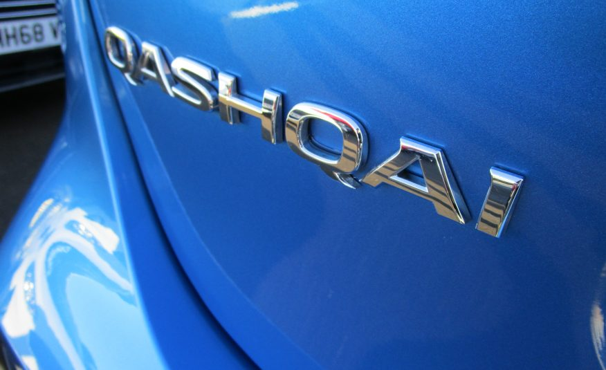 Nissan New Qashqai Acenta DIG-T Turbo SUV 2018
