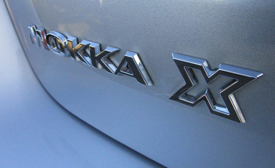 Vauxhall Mokka X 1.4 Turbo Active Automatic SUV 69 Reg