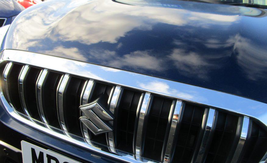 Suzuki SX4 S-Cross SZ-T Boosterjet Turbo Automatic SUV 67 Reg