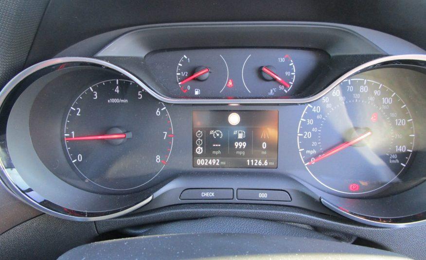 Vauxhall Crossland X Elite Turbo SUV 19 Reg