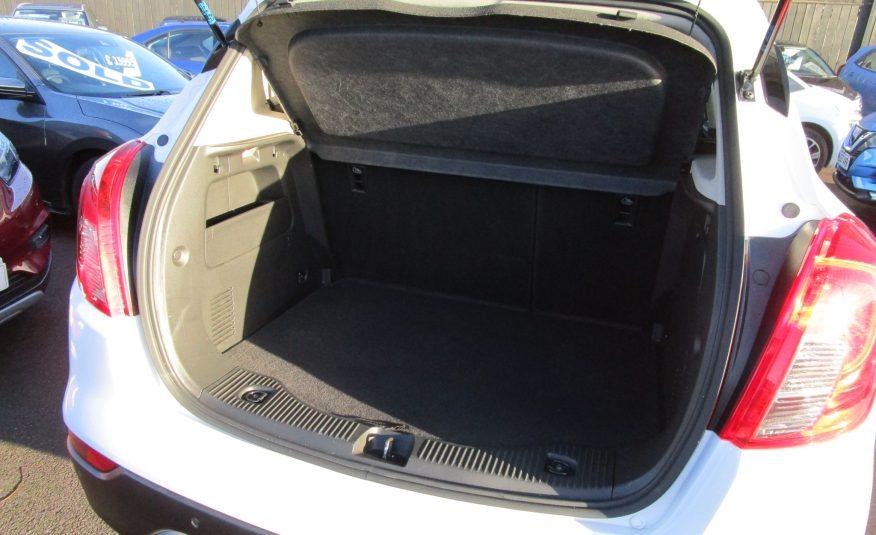 Vauxhall Mokka X Design Navigation Turbo SUV 67 Reg