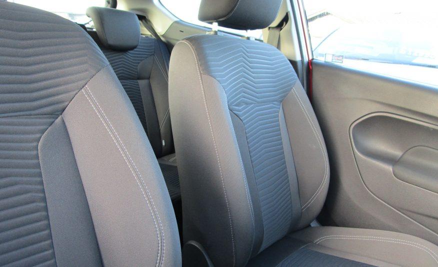 Ford Fiesta 1.25 Zetec 17 Reg