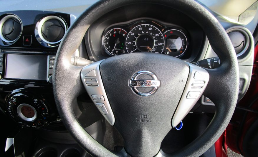 Nissan Note Acenta Premium Safe Dig-S 5 Door