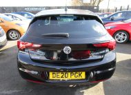 Vauxhall Astra 1.2 Turbo SRi VX-Line Navigation 5 Door 20 Reg
