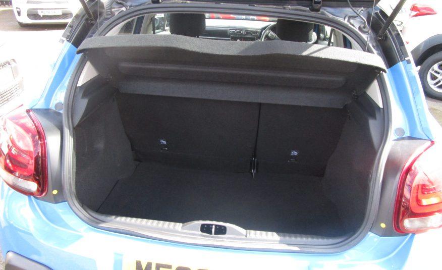 Citroen C3 1.2 Turbo Flair Edition 110 BHP 68 Reg