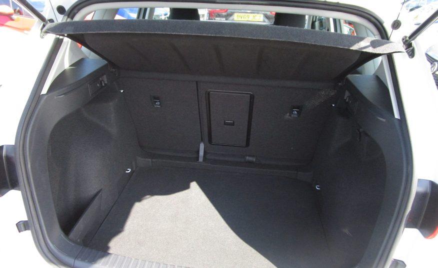 Seat Ateca SE EZ Turbo Ecomotive SUV 69 Reg