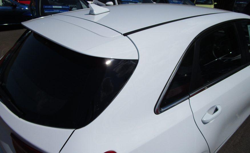Kia Ceed 2 ISG Turbo 5 Door 20 Reg
