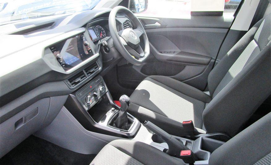 Volkswagen T-Cross TSi Turbo SUV 69 Reg