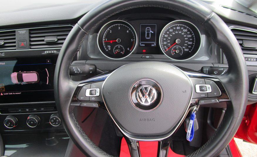 Volkswagen Golf Match Navigation TDi Turbo Diesel 19 Reg