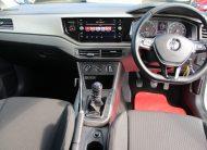 Volkswagen Polo TSi Turbo SE 5 Door 18 Reg